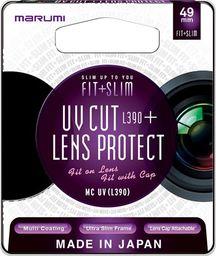 Filtr Marumi MARUMI Fit + Slim Filtr fotograficzny UV 49mm uniwersalny