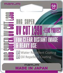 Filtr Marumi MARUMI Super DHG Filtr fotograficzny UV (L390) 58mm uniwersalny