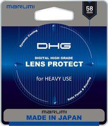 Filtr Marumi MARUMI DHG Filtr fotograficzny Lens Protect 58mm uniwersalny