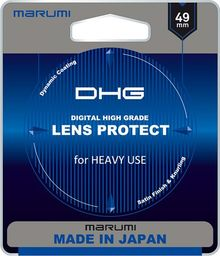 Filtr Marumi MARUMI DHG Filtr fotograficzny Lens Protect 49mm uniwersalny