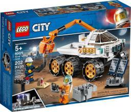LEGO CITY NASA  Jazda próbna łazikiem (60225)