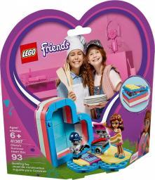 LEGO Friends Pudełko przyjaźni Olivii (41387)
