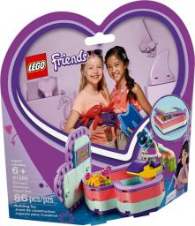 LEGO Friends  Pudełko przyjaźni Emmy (41385)