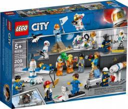 LEGO CITY NASA Badania kosmiczne - zestaw minifigurek (60230)