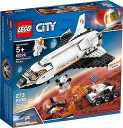 LEGO City NASA Wyprawa badawcza na Marsa (60226)
