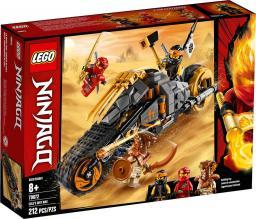 LEGO NINJAGO Motocykl Cole'a (70672)