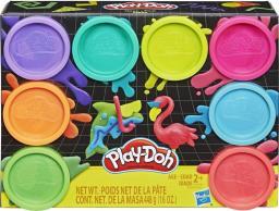 Play-Doh 8 Kolorów Neon (E5044/E5063)