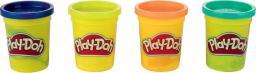 Play-Doh Zestaw 4 Kolorów Wild (B5517/E4867)