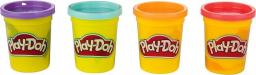 Play-Doh Zestaw 4 Kolorów Sweet (B5517/E4869)