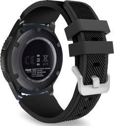 Tech-Protect pasek do Samsung Galaxy Watch 46mm Czarny