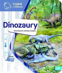 Albi Czytaj z Albikiem Dinozaury