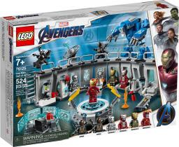 LEGO Super Heroes  Zbroje Iron Mana (76125)