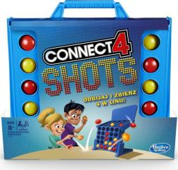 Hasbro Gra Connect 4 Shots (E3578)