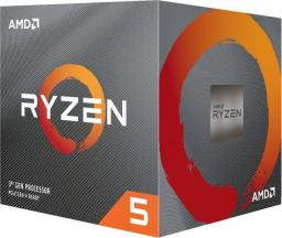 Procesor AMD Ryzen 5 3600X, 3.8GHz, 32 MB, BOX (100-100000022BOX)