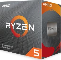 Procesor AMD Ryzen 5 3600, 3.6GHz, 32 MB, BOX (100-100000031BOX)