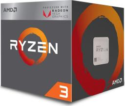 Procesor AMD Ryzen 3 3200G, 3.6GHz, 4 MB, BOX (YD3200C5FHBOX)