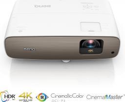 Projektor BenQ W2700 DLP 4K 2000 ANSI (9H.JKC77.37E)