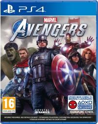Marvel's Avengers Premiera 04.09.2020