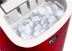 Kostkarka do lodu TCL Ice R9 czerwona