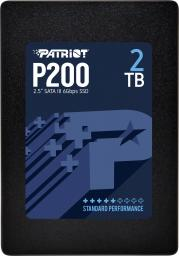 "Dysk SSD Patriot P200 2TB 2,5"" SATA3 (P200S2TB25)"