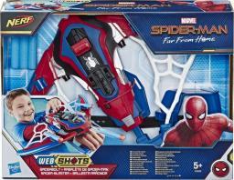 Nerf Wyrzutnia Web Shots Spiderbolt Spider-Man  (E3559)