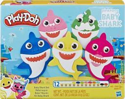 Play-Doh Ciastolina Baby Shark (E8141)