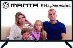"""Telewizor Manta 32LHN19S LED 32"""" HD Ready"""
