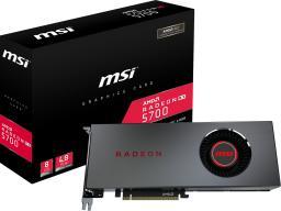 Karta graficzna MSI Radeon RX 5700 8GB GDDR6 (RX 5700 8G)