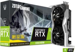 Karta graficzna Zotac GeForce RTX 2060 SUPER mini 8GB GDDR6 (ZT-T20610E-10M)