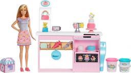 Barbie Zestaw  Pracownia wypieków (GFP59)