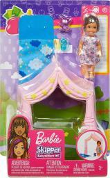 Mattel Lalka Barbie Akcesoria spacerowe 2 (FXG94/FXG97)