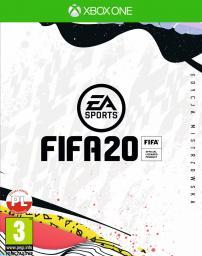 Fifa 20 Edycja Mistrzowska
