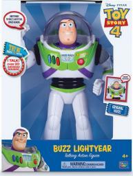 Disney Pixar Toy Story 4 Mówiący Buzz Astral (64069)