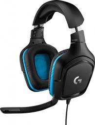 Słuchawki Logitech G432 7.1 (981-000770)