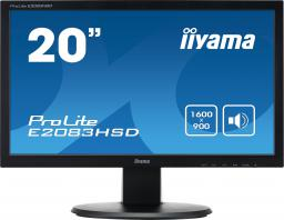 Monitor iiyama E2083HSD-B1