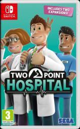 Two Point Hospital Premiera 01.11.2019