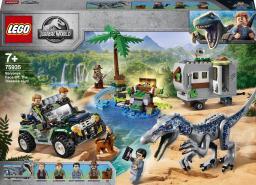 LEGO Jurassic World Starcie z barionyksem: poszukiwanie skarbów (75935)
