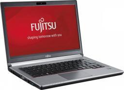 Laptop Fujitsu E744 i5-4210M 8GB 120GB HD+ Win 10 Pro COA