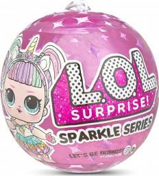 MGA LOL Surprise Sparkle Błyszcząca laleczka (559658)