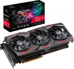 Karta graficzna Asus ROG Strix Radeon RX 5700 Gaming OC 8GB GDDR6 (ROG-STRIX-RX5700-O8G-GAMING)