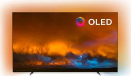 Telewizor Philips 55OLED804/12 OLED 55'' 4K (Ultra HD) Android Ambilight
