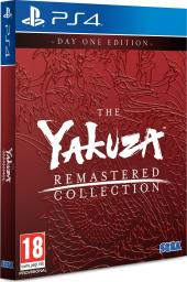 The Yakuza Remastered Collection – Day 1 Edition