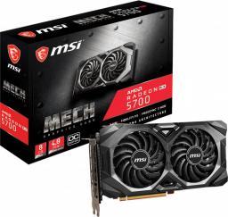 Karta graficzna MSI Radeon RX 5700 MECH OC 8GB GDDR6 (RX 5700 MECH OC)