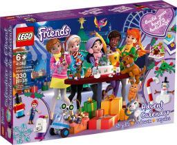 LEGO Kalendarz adwentowy Friends (41382)