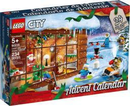 LEGO Kalendarz adwentowy CITY 2019 (60235)