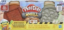 Play-Doh Tuby budowlane Cegła i Kamień (E4508/E4524)