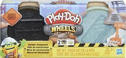 Play-Doh Tuby budowlane Asfalt i Cement (E4508/E4525)