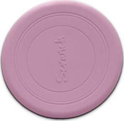 Funkit World Silikonowe Frisbee Scrunch pudrowy róż