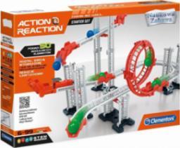 Clementoni Akcja Reakcja zestaw startowy (50595)
