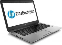 Laptop HP 840 G2 i5-5200U 8GB 240 GB SSD HD+ Win 10 Pro Refurbished